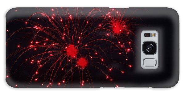 Fireworks Galaxy Case by Rowana Ray