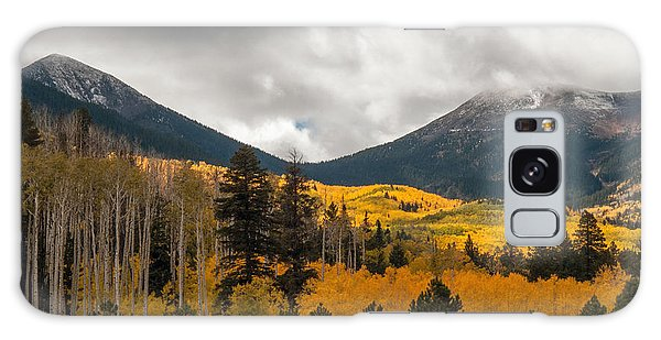 Flagstaff Fall Color Galaxy Case