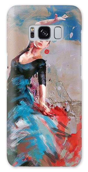 Tango Galaxy Case - Flamenco 41 by Maryam Mughal