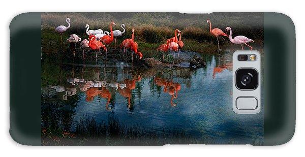 Flamingo Convention Galaxy Case