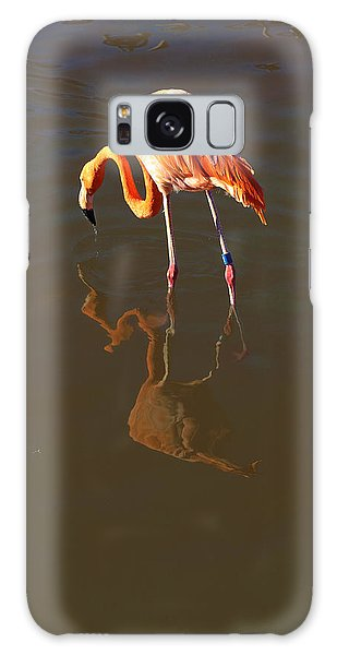 Flamingo Galaxy Case