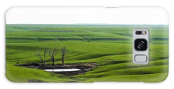 Flint Hills Spring Galaxy Case