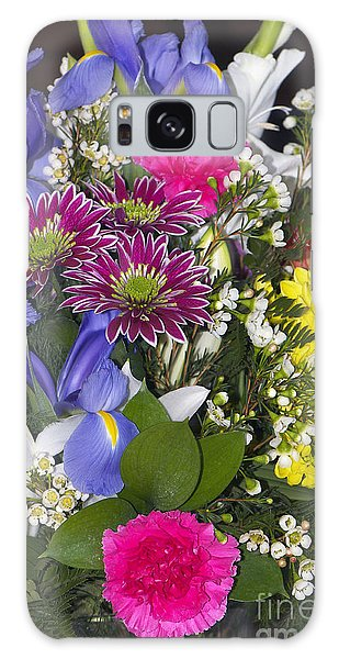 Floral Bouquet 2 Galaxy Case
