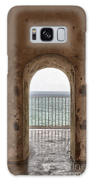 Fort Castillo San Felipe Del Morro Galaxy Case