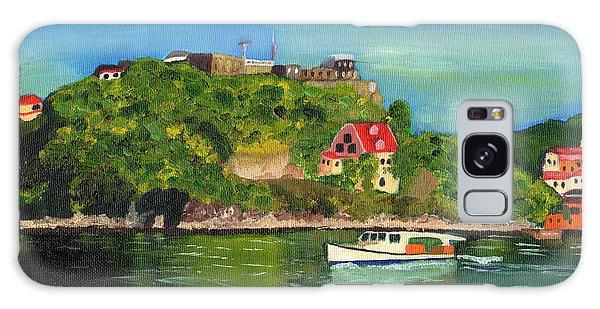 Fort George Grenada Galaxy Case by Laura Forde