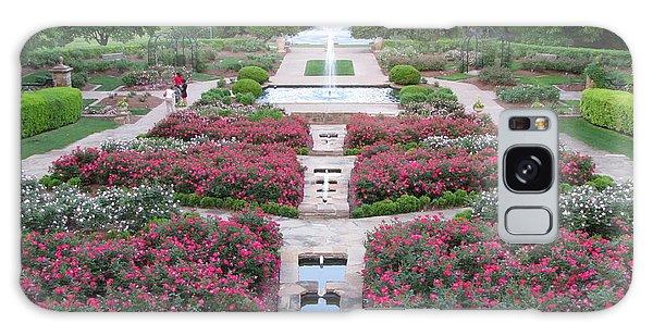 Fort Worth Botanical Gardens Galaxy Case