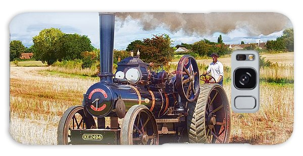 Fowler Ploughing Engine Galaxy Case