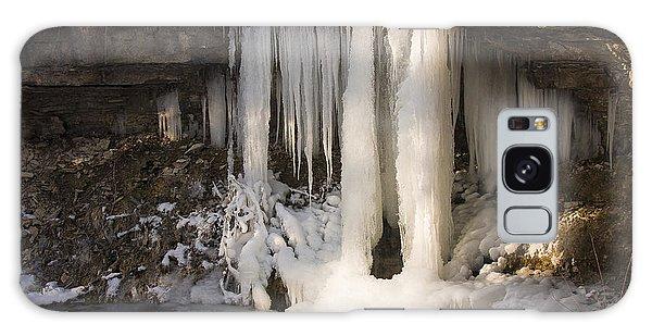Frozen Galaxy Case by Scott Bean