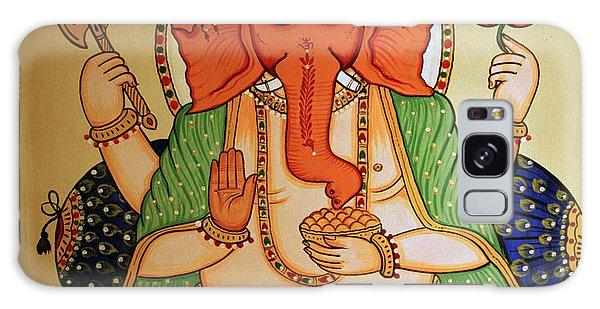 Spiritual India Galaxy Case