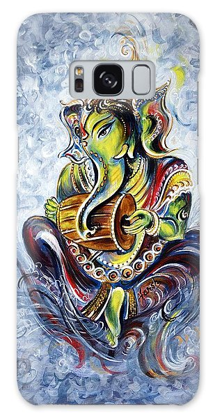 Musical Ganesha Galaxy Case