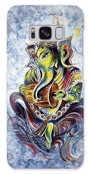 Musical Ganesha Galaxy Case