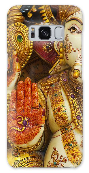 Ornate Ganesha Galaxy Case