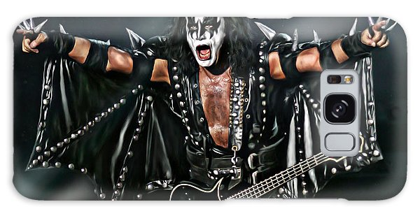 Gene Simmons Galaxy Case