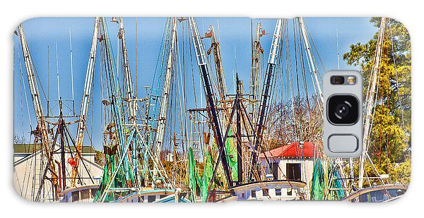 Georgetown Shrimpers Galaxy Case
