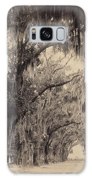 Georgia Oak Trees, C1887 Galaxy Case by Granger