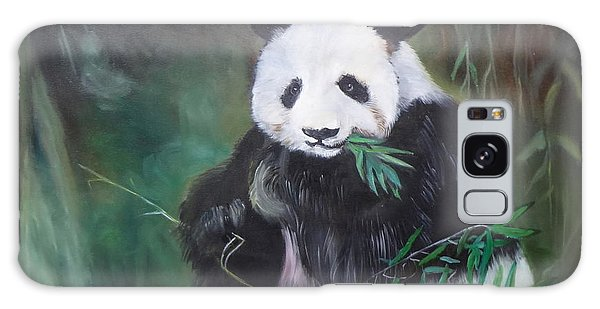 Giant Panda 1 Galaxy Case