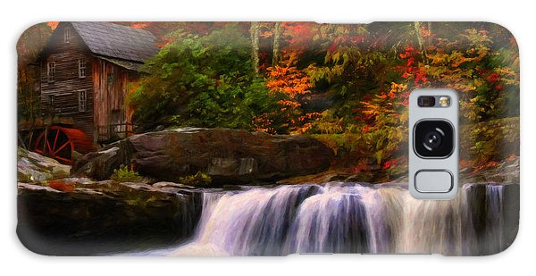 Glade Creek Grist Mill Galaxy Case