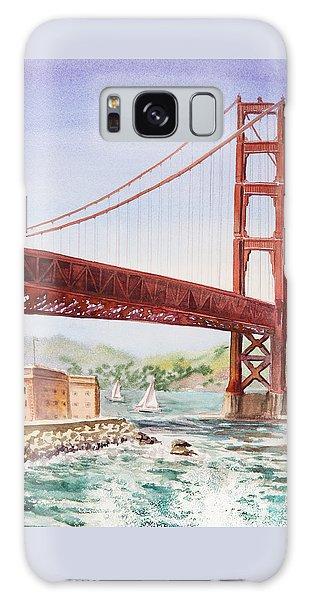 Golden Gate Bridge San Francisco Galaxy Case