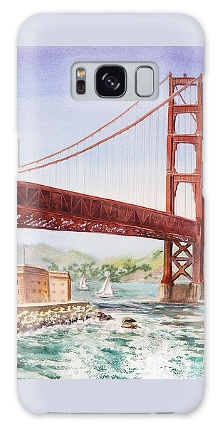 Golden Gate Bridge San Francisco Galaxy Case