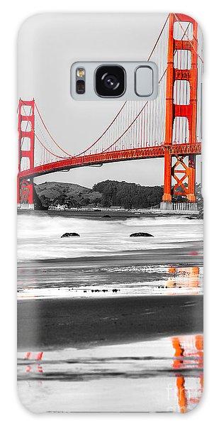 Golden Gate - San Francisco - California - Usa Galaxy Case
