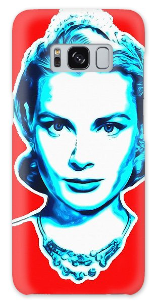 Grace Kelly Galaxy Case