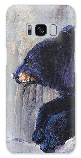 Grandfather Bear Galaxy Case