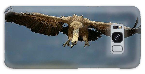 Griffon Galaxy Case - Griffon Vulture Flying by Nicolas Reusens