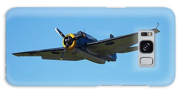 Bomber Galaxy Case - Grumman Avenger (with Folding Wings by David Wall