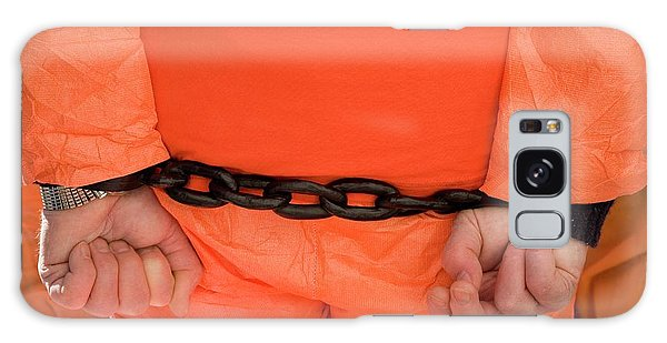 Human Rights Galaxy Case - Guantanamo Protest by Jim West