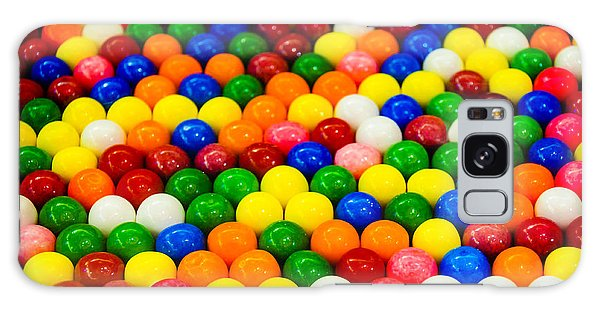 Gum Balls Galaxy Case