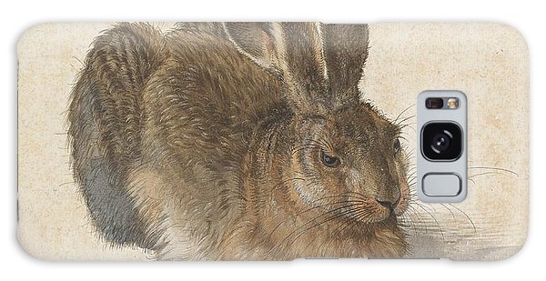 Young Hare Galaxy Case
