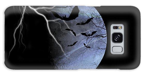 Happy Halloween Galaxy Case