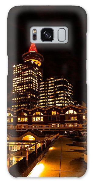 Harbour Centre Christmas Tree Galaxy Case