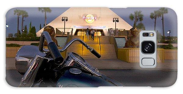 Hard Rock Myrtle Beach Galaxy Case by Bob Pardue