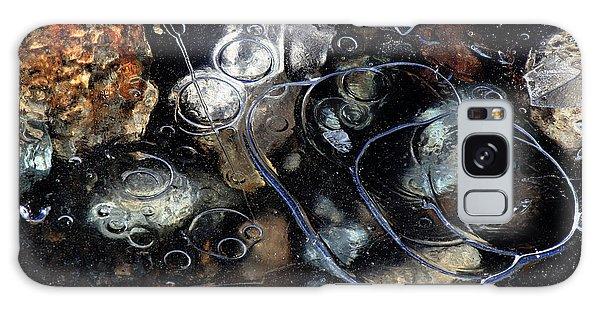 Hard Water Galaxy Case