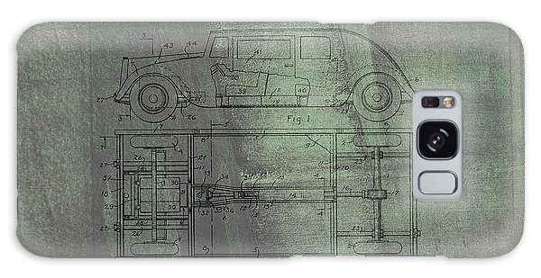 Harleigh Holmes Original Automobile Patent  Galaxy Case