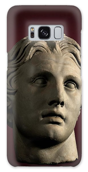 The Empire Galaxy Case - Head Of Alexander The Great by David Parker