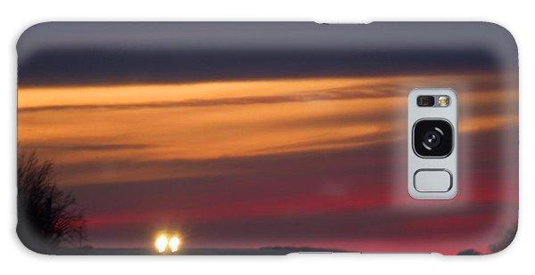 Headlights Galaxy Case by Bob Pardue