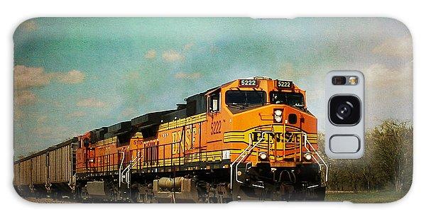 Hear The Train A Coming Galaxy Case