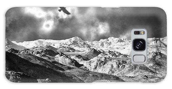 Heaven's Breath 15 Galaxy Case by The Art of Marsha Charlebois