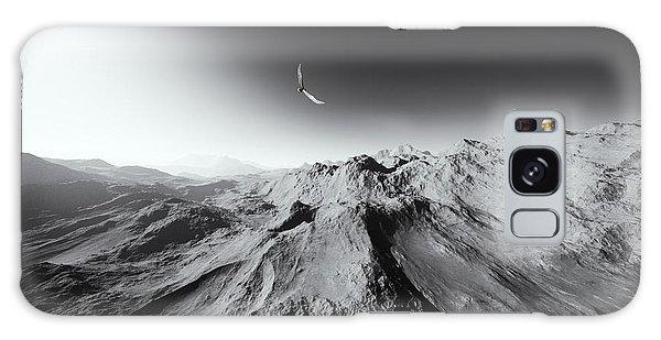 Heaven's Breath 7 Galaxy Case by The Art of Marsha Charlebois