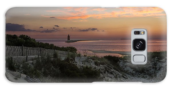 Henlopen Sunset Galaxy Case by Robert Pilkington