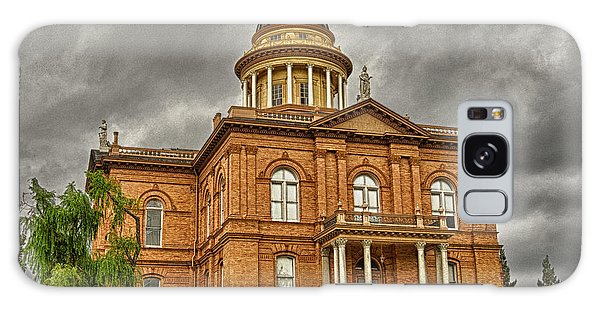 Historic Placer County Courthouse Galaxy Case by Jim Thompson