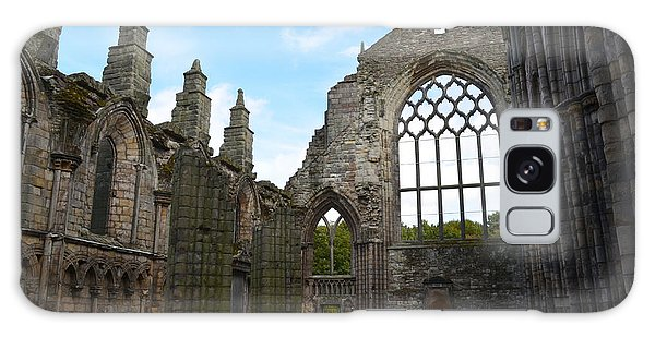 Holyrood Abbey Ruins Galaxy Case