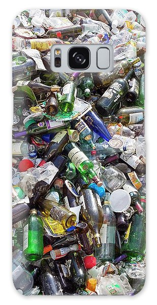 Wasted Galaxy Case - Household Waste At A Recycling Plant by Jim West