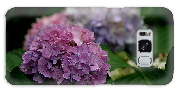 Hydrangea Galaxy Case by Living Color Photography Lorraine Lynch