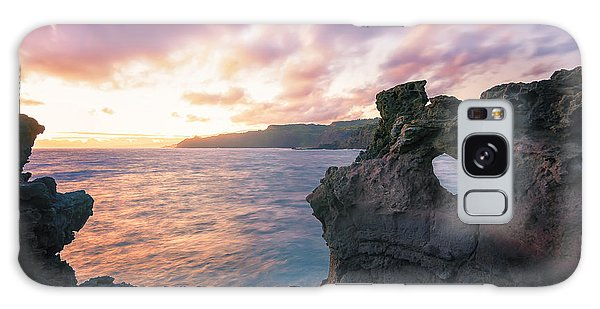 I Heart Maui Galaxy Case by Hawaii  Fine Art Photography