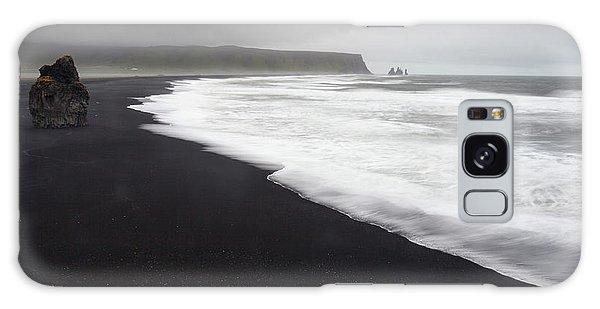 Basalt Galaxy Case - Iceland, Vik Basalt Column Rises by Jaynes Gallery