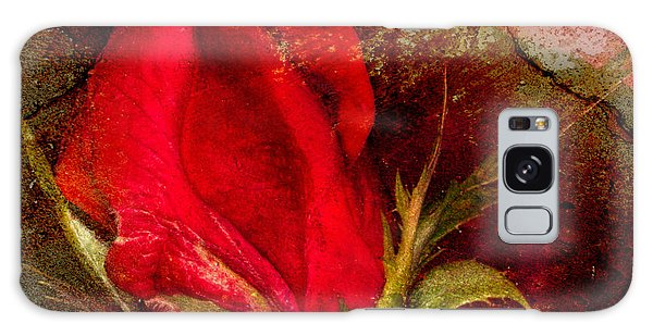 Impressionistic Rose Galaxy Case