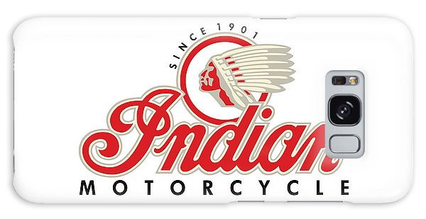 Indian Motorcycle Logo Galaxy Case